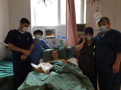 Photo of Սփյուռքահայ կամավոր բժիշկները հայրենիքում են