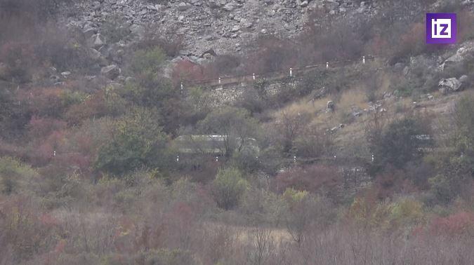Photo of Российские миротворцы обеспечили выезд автоколонны азербайджанских ВС из Шуши в Физулинский район