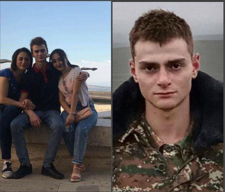 Photo of «Перед тем, как пойти в армию, Айк сказал своему брату: «Когда женишься, и у тебя  родится сын, назови его Айком». Кто такой 19-летний герой, которого поцеловало солнце?»