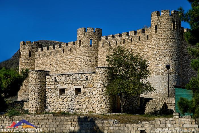 Photo of Исторические памятники Арцаха: город-крепость Тигранакерт