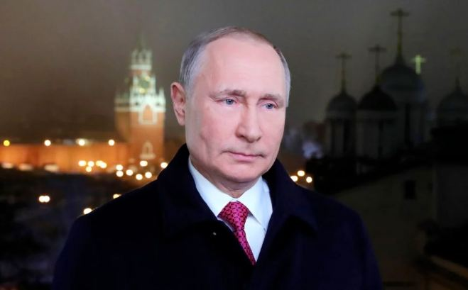 Photo of Новогоднее обращение президента РФ Владимира Путина