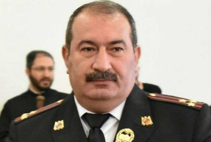 Photo of Կորոնավիրուսից մահացել է Ռազմական ոստիկանության նախկին պետ Արթուր Բաղդասարյանը