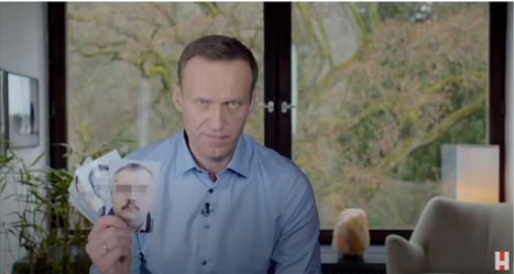 Photo of Предполагаемый отравитель Навального рассказал ему о деталях операции
