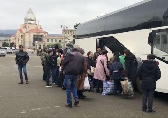 Photo of Անցած օրվա ընթացքում Հայաստանից ավելի քան 1000 փախստական է վերադարձել Լեռնային Ղարաբաղ
