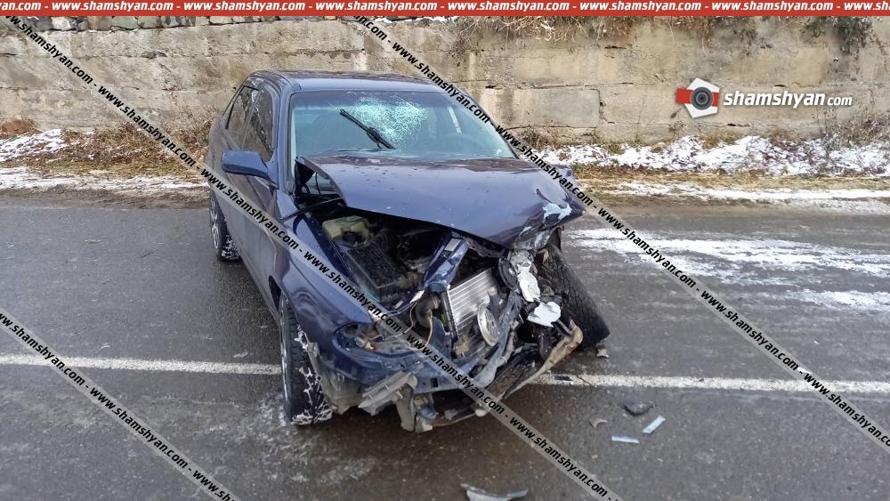 Photo of Գեղարքունիքի մարզում բախվել են KIA Sorento-ն և Opel Astra-ն. կան վիրավորներ