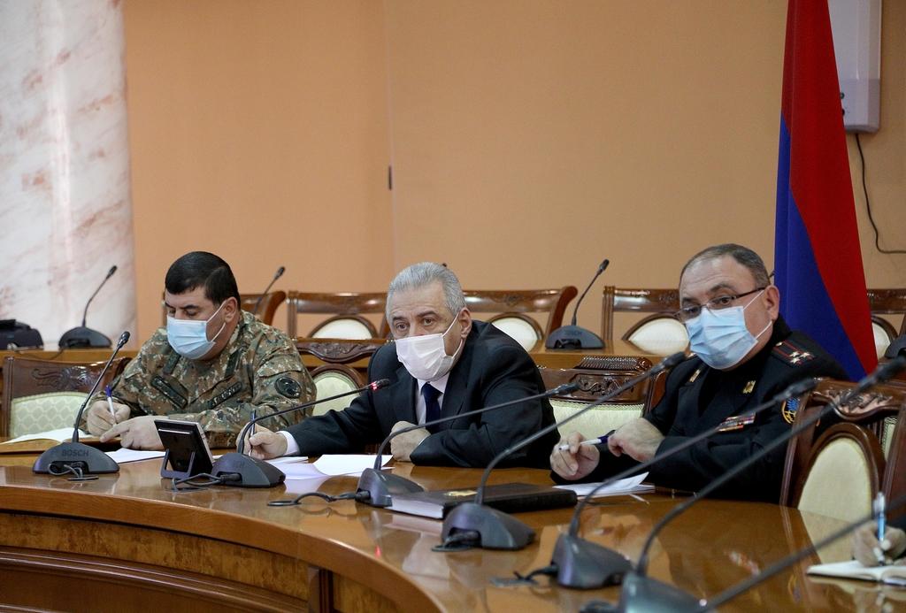 Photo of Армения передала Красному Кресту список 62 пленных военнослужащих