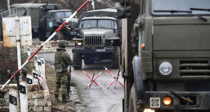 Photo of Թուրք և ռուս զինծառայողները ԼՂ-ում համատեղ ծառայություն կսկսեն հունվարից