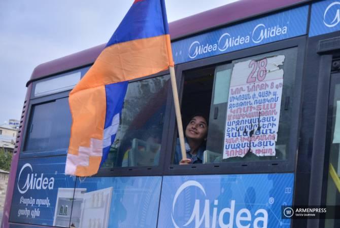 Photo of Ընդհանուր առմամբ Լեռնային Ղարաբաղ է վերադարձել ավելի քան 27 հազար արցախցի. ՌԴ ՊՆ
