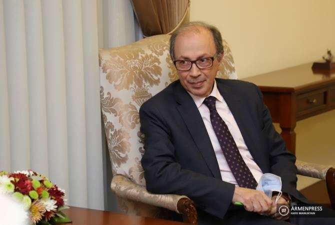 Photo of Ара Айвазян примет участие в 27-ом заседании Совета министров иностранных дел ОБСЕ