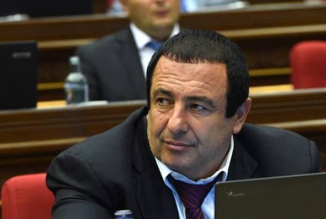 Photo of Գագիկ Ծառուկյանն Ազգային անվտանգության ծառայությունում է