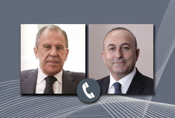 Photo of Лавров и Чавушоглу снова обсудили ситуацию в Нагорном Карабахе