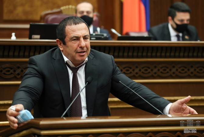 Photo of ՍԴ-ն մերժել է վարույթ ընդունել Գագիկ Ծառուկյանի հարցով ԱԺ խորհրդի դիմումը
