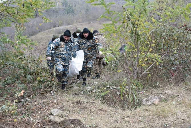Photo of Դատաբժշկական փորձաքննության է ենթարկվել 2996 զոհված զինծառայողի մարմին