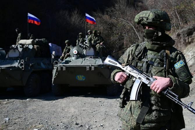 Photo of Арцахское село Хин Тахер, за которое шли ожесточенные бои, перешло под контроль российских миротворцев