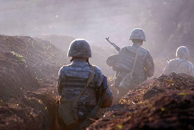 Photo of Статус оказавшихся в блокаде в районе Хцаберд-Старый Тахер армянских солдат пока неизвестен