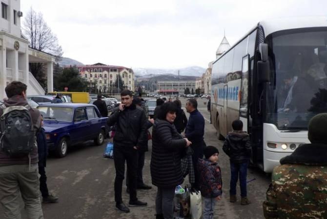 Photo of В сопровождении российских миротворцев в Арцах вернулось более 41 тыс человек