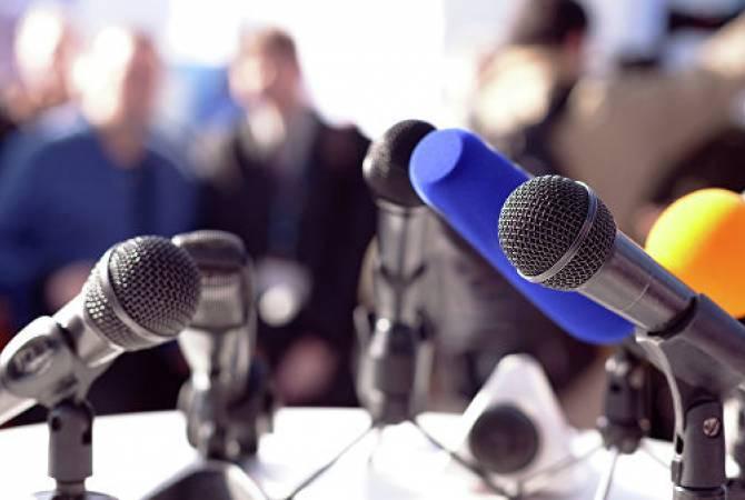Photo of Журналистские организации Армении потребовали привлечь к ответственности виновеых в насилии по отношению к сотрудникам СМИ