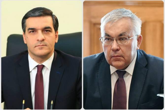 Photo of Омбудсмен Армении и замглавы МИД РФ обсудили возможности для наращивания взаимодействия