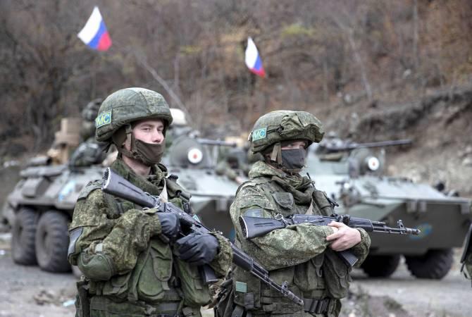 Photo of ԼՂ-ում խաղաղապահների տեղակայման գոտիներում իրավիճակը հանգիստ է. ՌԴ ՊՆ-ից մանրամասներ են հայտնում