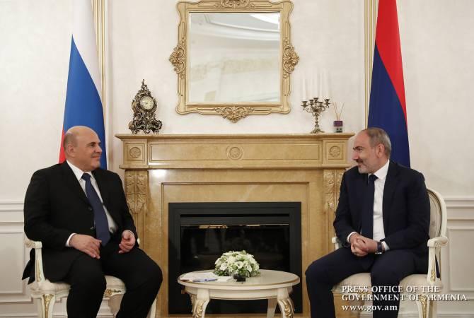 Photo of Համոզված եմ, որ ՀՀ-ի ու ՌԴ-ի համագործակցությունը 2021-ին կշարունակի ամրապնդվել. Միշուստինը՝ Փաշինյանին
