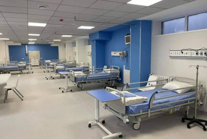 Photo of «ՍԲ Գրիգոր Լուսավորիչ» բժշկական կենտրոնի նոր վերակենդանացման բաժանմունքը պատրաստ է շահագործման