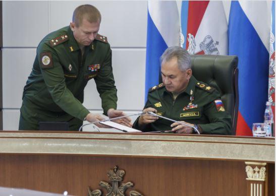 Photo of Глава российского военного ведомства генерал армии Сергей Шойгу провел заседание Совета министров обороны ОДКБ