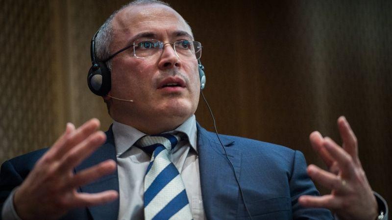 Photo of Путин рассказал о признании вины Ходорковским. А что сказал Ходорковский?