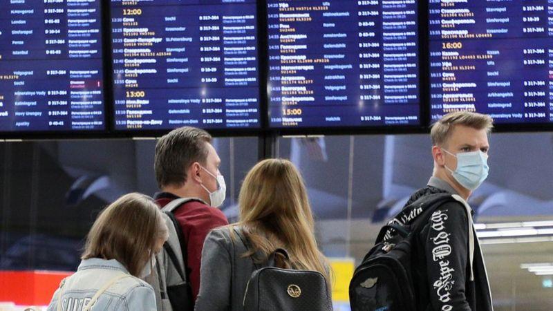 Photo of Россия на неделю прекращает авиасообщение с Британией из-за нового штамма коронавируса