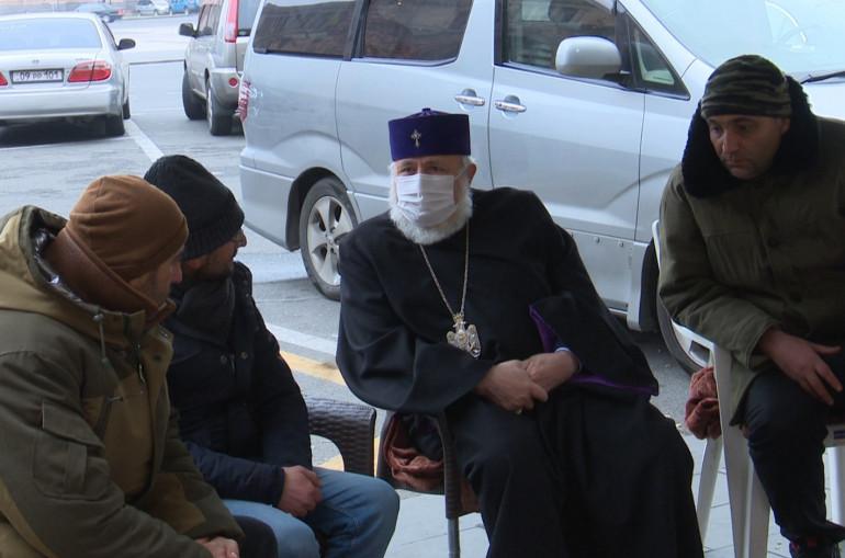 Photo of Гегам Манукян и группа других объявивших голодовку прекратили ее