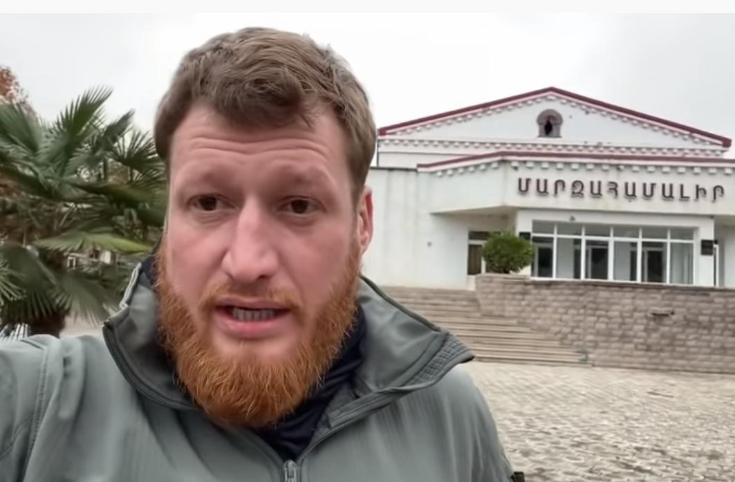 Photo of Как живет прифронтовой Мартуни: WarGonzo