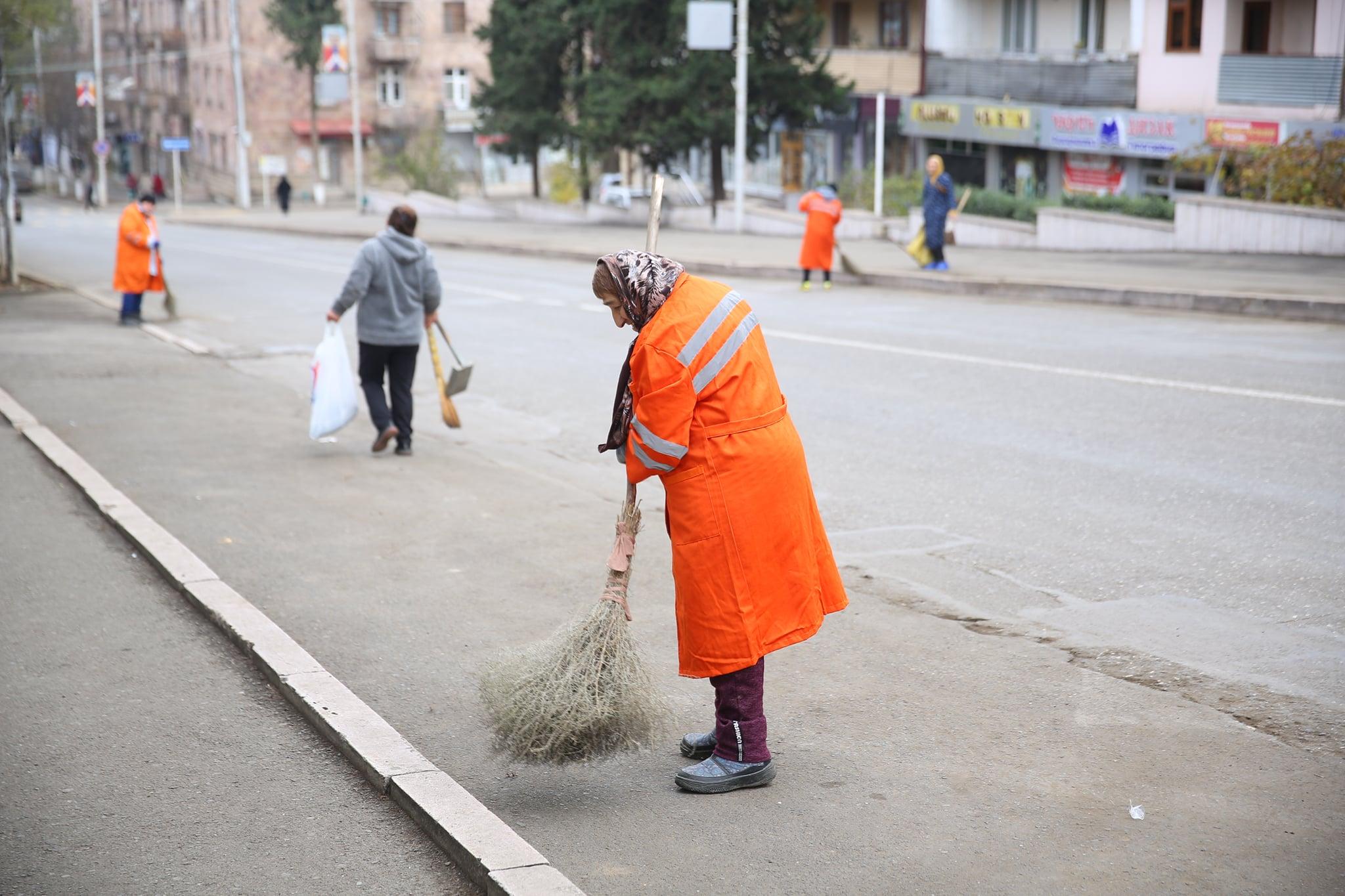 Photo of Ստեփանակերտի՝ ամենամաքուր քաղաքի տիտղոսը վերականգնվում է