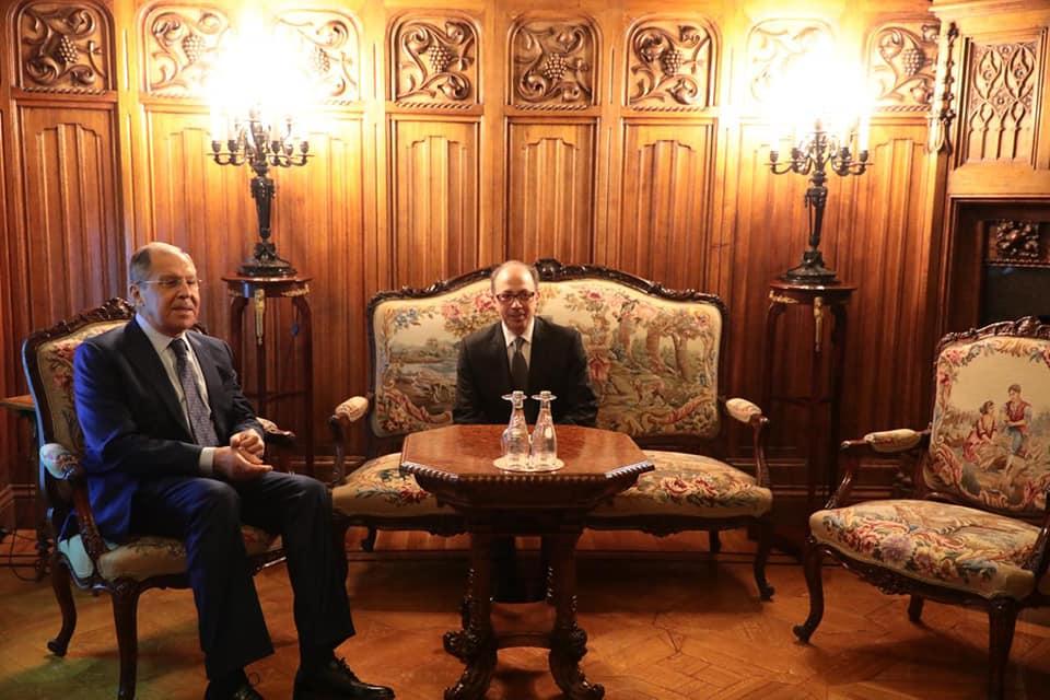 Photo of Տեղի է ունենում աշխատանքային այցով Ռուսաստանում գտնվող ՀՀ ԱԳ նախարար Արա Այվազյանը հանդիպումը ՌԴ ԱԳ նախարար Սերգեյ Լավրովի հետ
