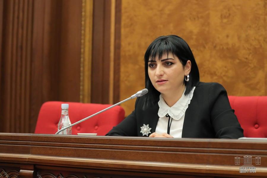 Photo of Արավուսից 37 հա հողատարածք տրվել է ադրբեջանցիներին․ Թագուհի Թովմասյանը՝ ստացած ահազանգերի մասին