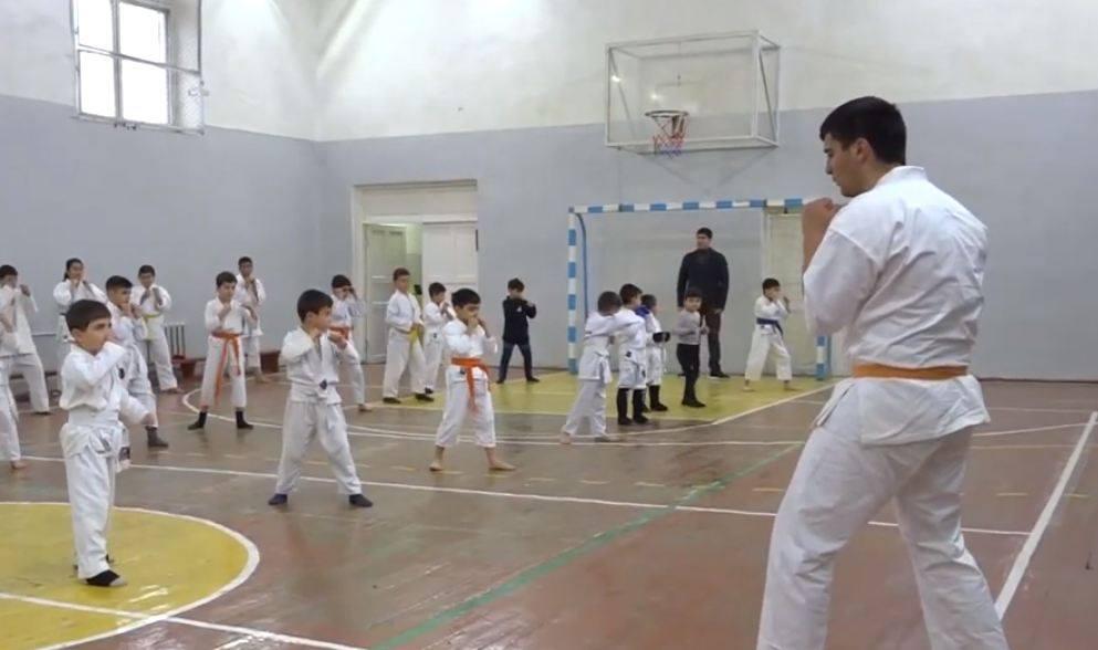 Photo of Ստեփանակերտի մանկապատանեկան մարզադպրոցն վերսկսել է պարապմունքները