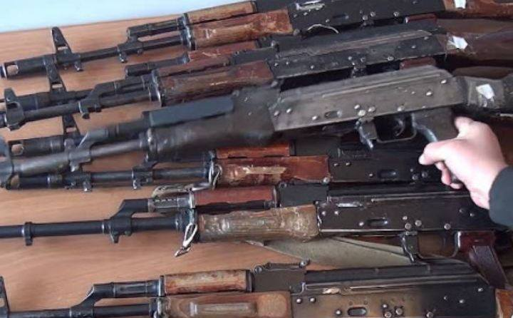 Photo of Արցախից զենք-զինամթերք ձեռք բերելու, ՀՀ տեղափոխելու, իրացնելու առթիվ 50 քր. գործ է քննվում, 12 անձի մեղադրանք է առաջադրվել