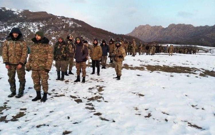 Photo of Խծաբերդ-Հին Թաղեր հատվածում անհայտ կորած հայ զինծառայողների մասին. ՊԲ