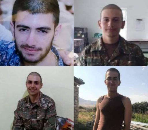 Photo of Ովքեր են ավելի քան 70 օր անհայտության մեջ հերոսաբար մաքառած եւ փրկված մեր 6 զինծառայողները