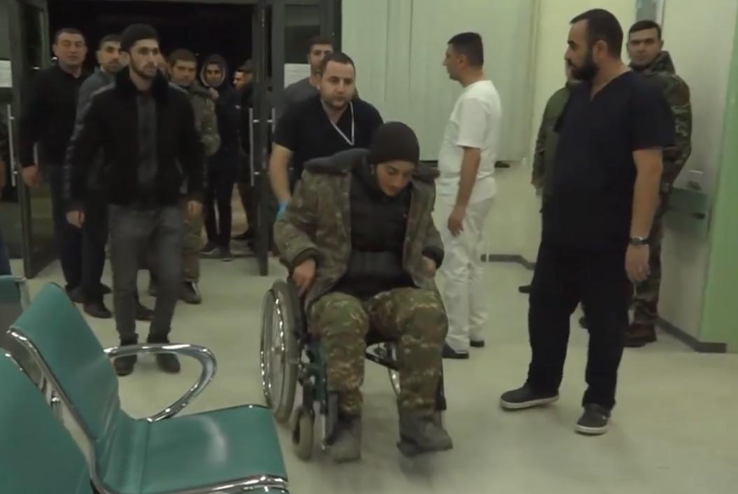 Photo of Մեր 6 հերոսների վերադարձը հայրենիք. տեսանյութ