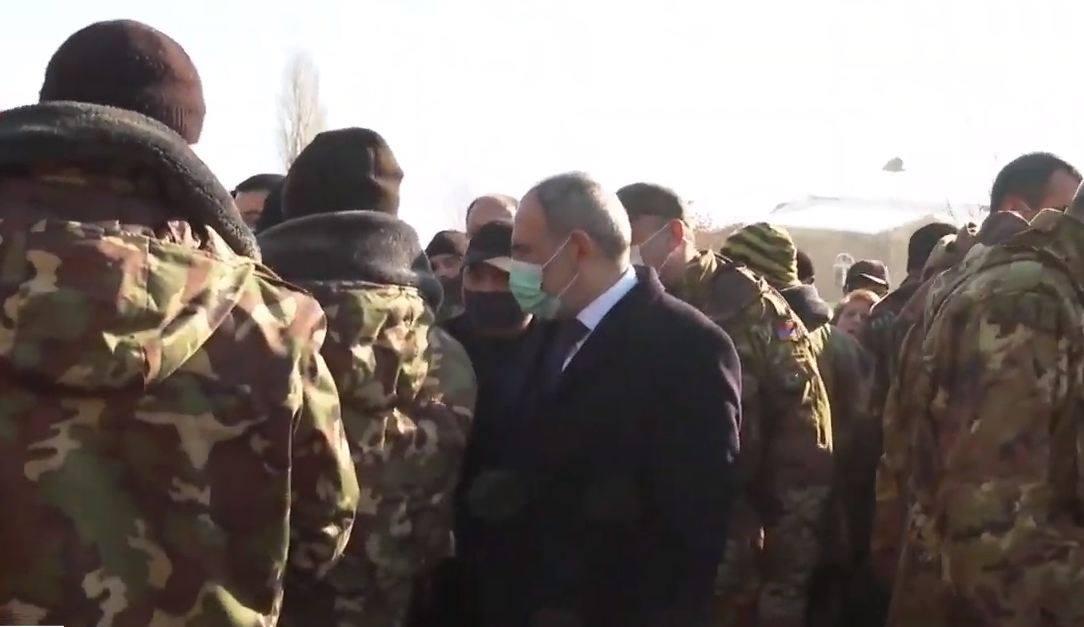 Photo of Пашинян отменил поездку в Горис