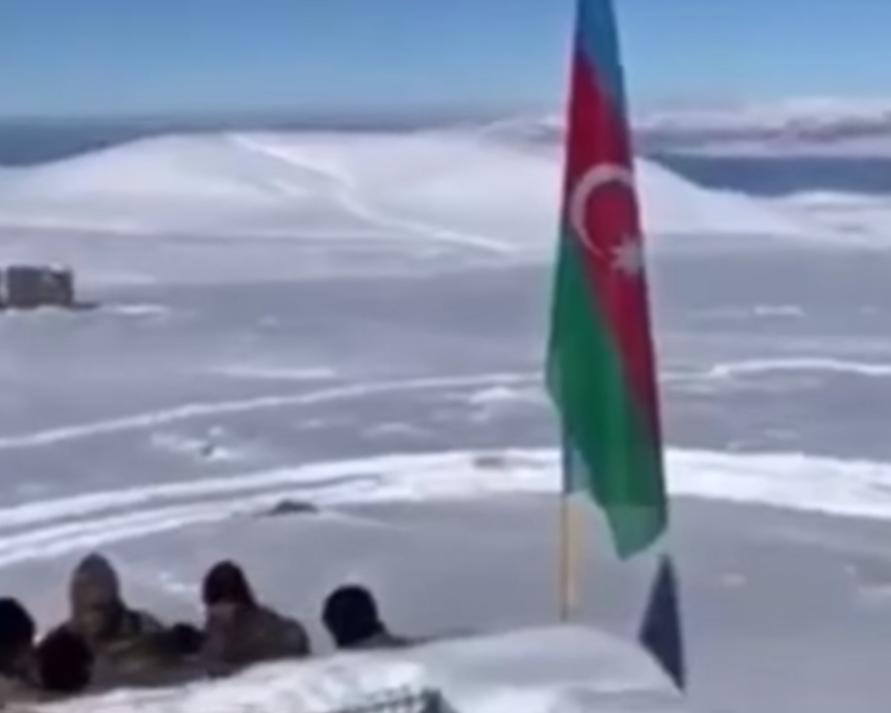 Տարածվող ադրբեջանական տեսանյութում նկարահանման վայրը Հայաստանի Հանրապետության տարածքից դուրս է