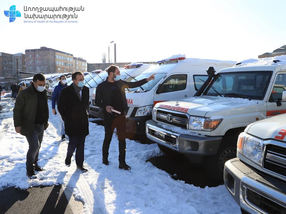 Photo of Նախարարությունը սկսում է շտապօգնության ծառայությունների կենտրոնացման գործընթաց