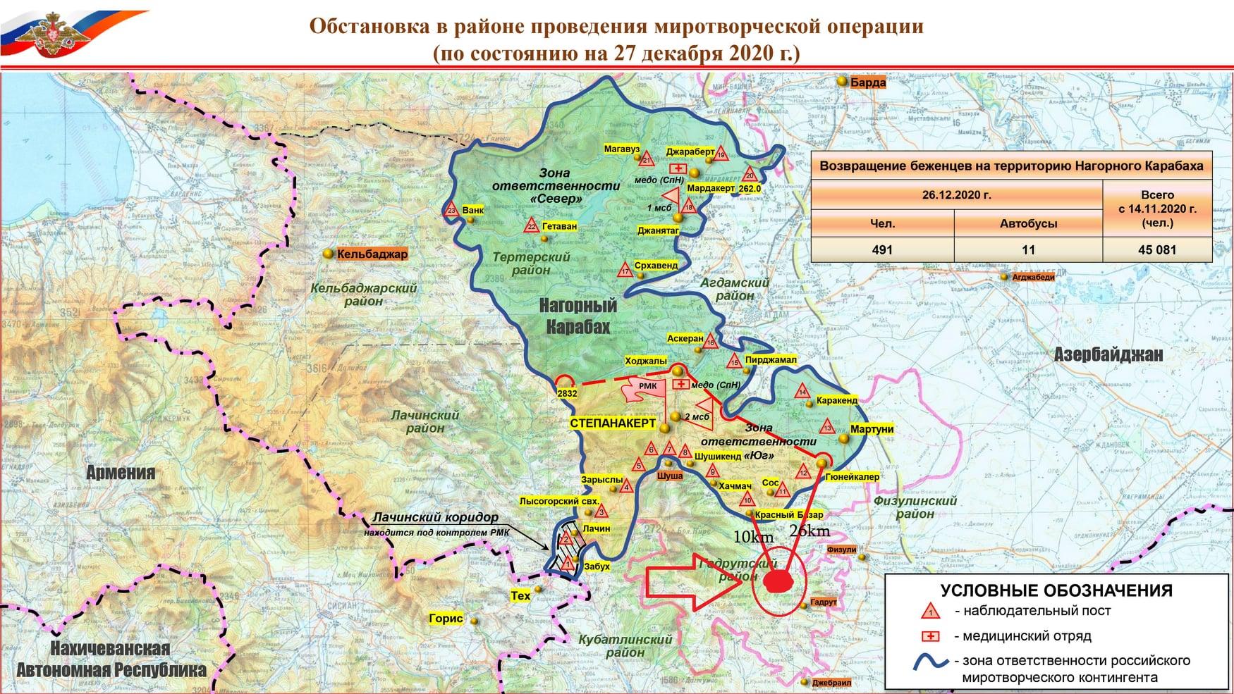 Եթե իրականում Տող գյուղում մարտեր են հայ և ադրբեջանցի զինվորականների միջև, ապա մենք գործ ունենք նոր իրողության հետ