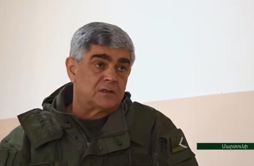 Photo of Արցախի Անվտանգության խորհրդի քարտուղարը Մարտունի շրջկենտրոնում անցկացրել է աշխատանքային հանդիպում