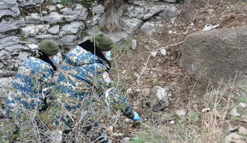 Photo of Նոյեմբերի 13-ից առ այսօր հայտնաբերվել է 1135 աճյուն