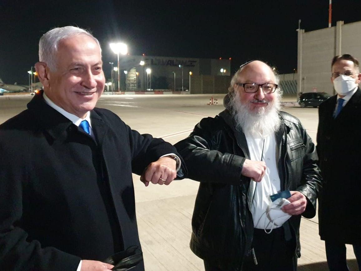 Photo of 35 տարի անց Իսրայել վերադարձավ այս երկրի լրտեսներից Ջոնաթան Փոլարդը