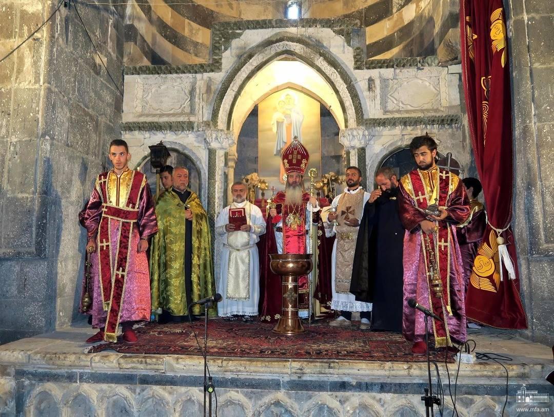 Photo of Սուրբ Թադեոս առաքյալի վանքի ուխտագնացությունը ներառվել է ՅՈւՆԵՍԿՕ-ի՝ Մարդկության ոչ նյութական մշակութային ժառանգության ներկայացուցչական ցանկում