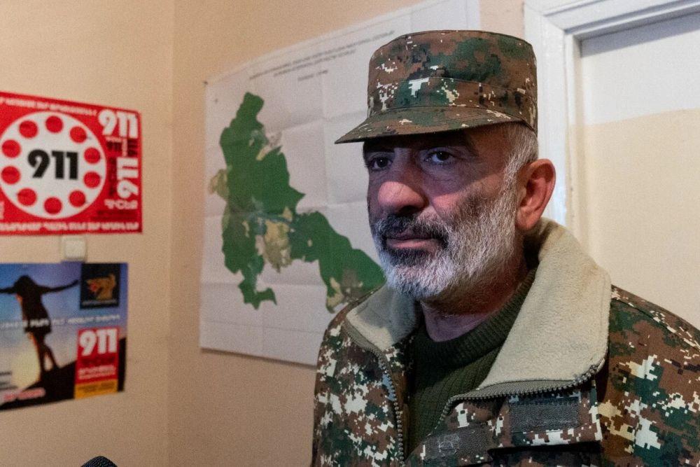 Photo of Աստված չանի 2-ից հետո գան, տղերքը զինված սպասում են. Շուռնուխի գյուղապետ. yerkir.am