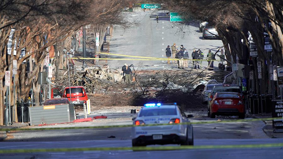 Photo of Следователи допустили версию о взрыве машины в Нашвилле террористом