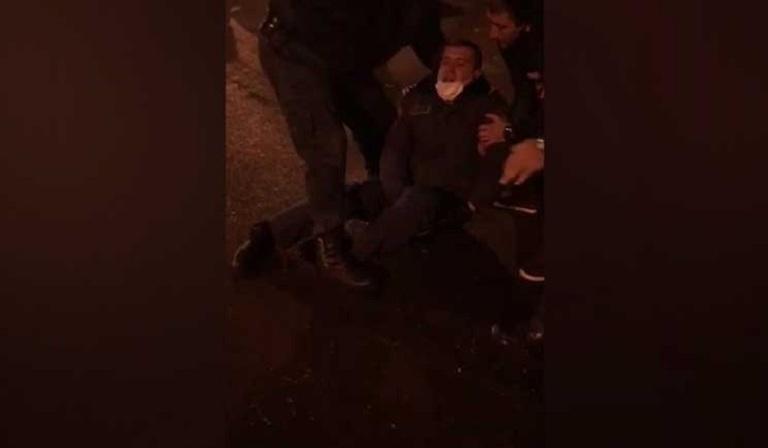 Photo of Առողջապահության նախարարի և ոստիկանապետի տեղակալներն այցելել են քաղաքացիների հետ բախման ընթացքում ոտքը կոտրած ոստիկանին