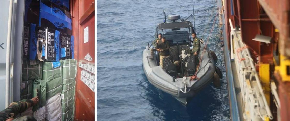 Photo of Լիբիայում գեներալ Հաֆթարի ուժերը թուրքական նավ են առգրավել